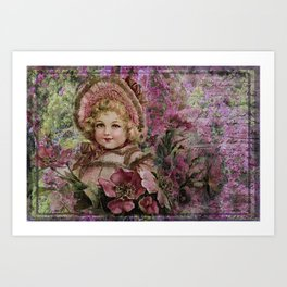 Younger Than Springtime Art Print