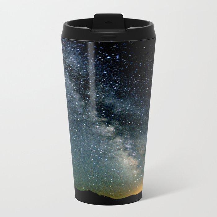 The Milky Way Metal Travel Mug