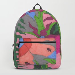 The Garden at Twilight Backpack