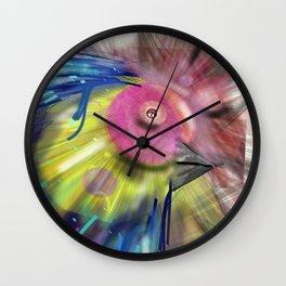 your true colors Wall Clock
