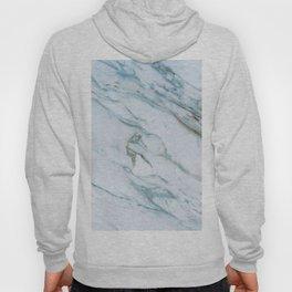 Light Blue Marble Granite (Color) Hoody