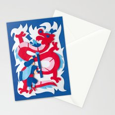 Dragon Slayer Stationery Cards