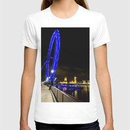 London Eye and Westminster T-shirt