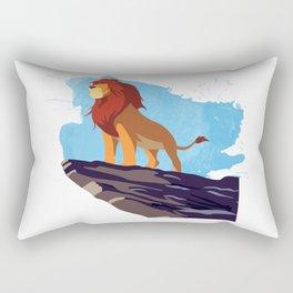 The Lion King Minimalist Rectangular Pillow