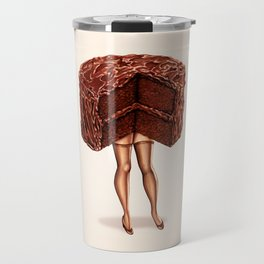 Cake Girl - Devil's Food Travel Mug