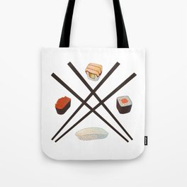 C H O P C R E S T Tote Bag
