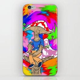 Feelin' Shroomish! iPhone Skin