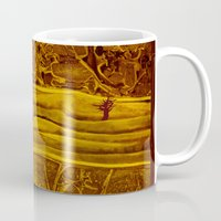 geology Mugs featuring Geology 3 by Patricia Howitt