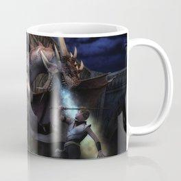 Dragon fighter Coffee Mug