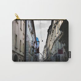 Graphic Alley In Vienna Carry-All Pouch