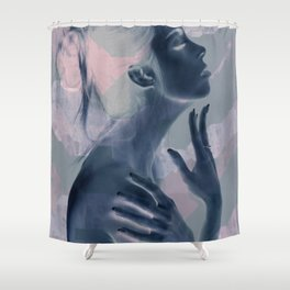 Women's dreams Shower Curtain