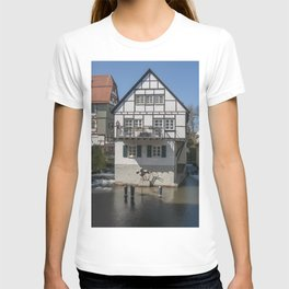 House in the water fisher quarter Ulm - Germany T-shirt