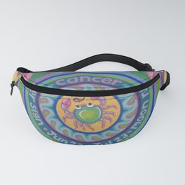 Sign of Cancer Fanny Pack