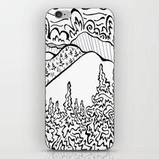 802 iPhone & iPod Skin