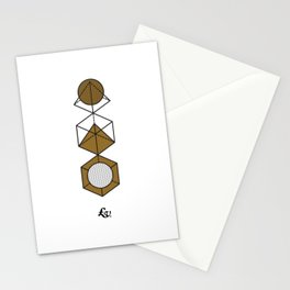 Combined Module Stationery Cards