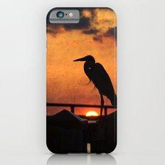 Heron Silhouette Slim Case iPhone 6