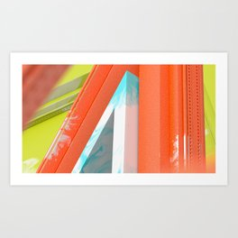 The Release Art Print
