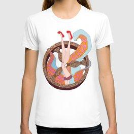 sailor soul color T-shirt