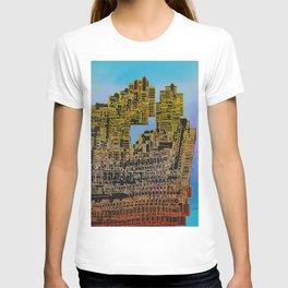 Atlante 12-07-16 / LIVING in ROCKS T-shirt