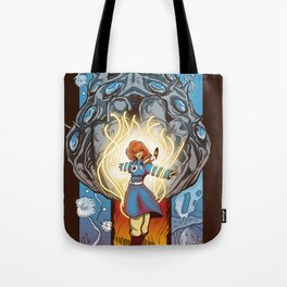 Valley of The Wind Tote Bag