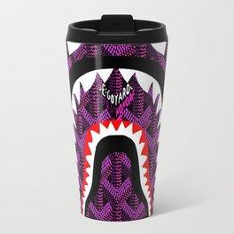 Bape Purple Travel Mug