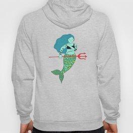 Tattoo mermaid Hoody
