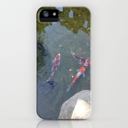 Don't Need To Be Koi, Roy iPhone Case