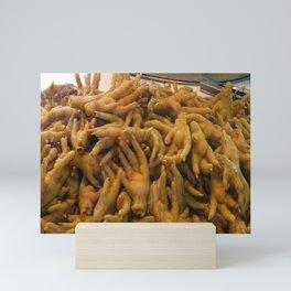All you can Eat II – Market Shenzhen Mini Art Print