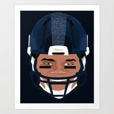 Faces- Seattle Art Print