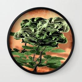 WILD IRISH ROSE - 051 Wall Clock