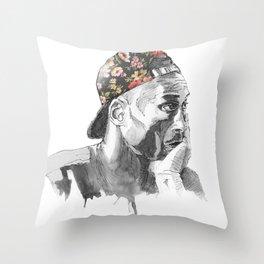 KobeBryant Throw Pillow