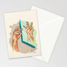 from NY to LA Stationery Cards