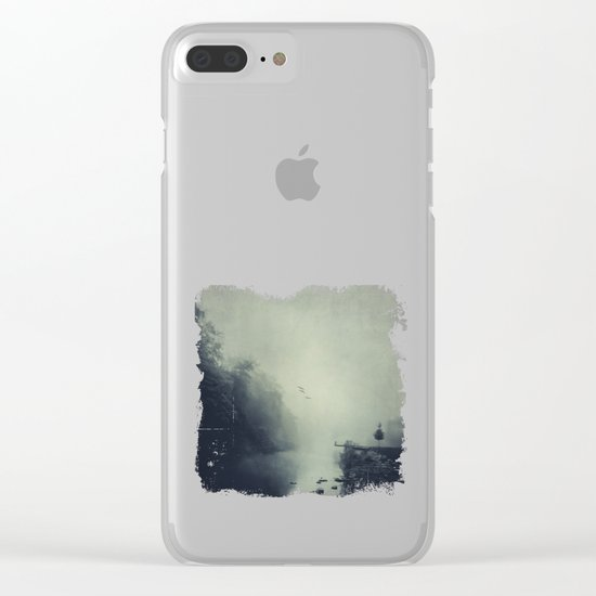 you need hope Clear iPhone Case