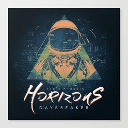 Horizons: Daybreaker Canvas Print