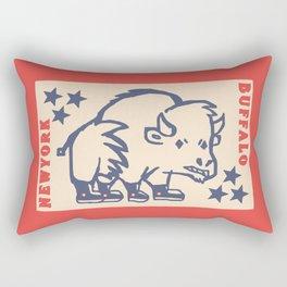 BUFFALO PAR Rectangular Pillow