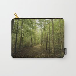Trail To Elijah Oliver's Cabin Carry-All Pouch