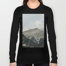 Downtown Banff Long Sleeve T-shirt