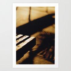 Lonely Night Art Print