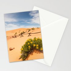 Coral Pink Sand Dunes Stationery Cards