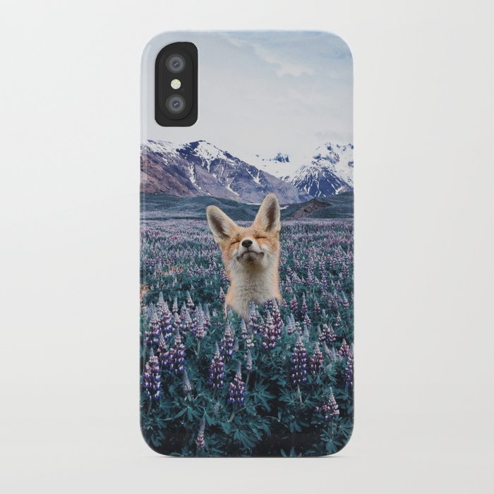 why do you love nature? iphone case