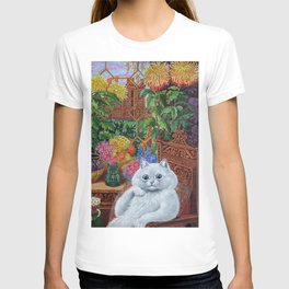 """""""Master of Cat College"""" by Louis Wain T-shirt"""