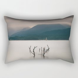 Ghostly Winds Rectangular Pillow