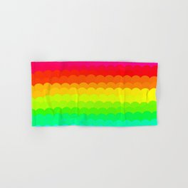 Rainbow Color S27 Hand & Bath Towel