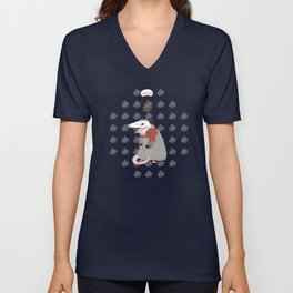 Christmas Kiss Unisex V-Neck