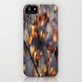 Spring Feelings iPhone Case