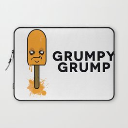 Grumpy Creamsicle Laptop Sleeve