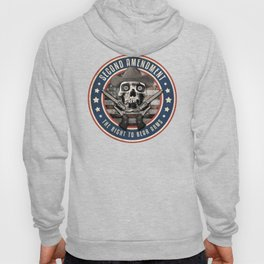 Second Amendment Hoody