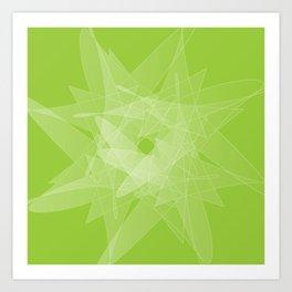 Spindrift Art Print