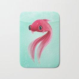 Little Fish Coy Koi Bath Mat