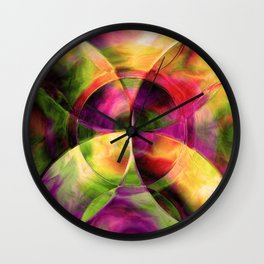 Every New Beginning Comes From Some Other Beginnings' End 3 Wall Clock